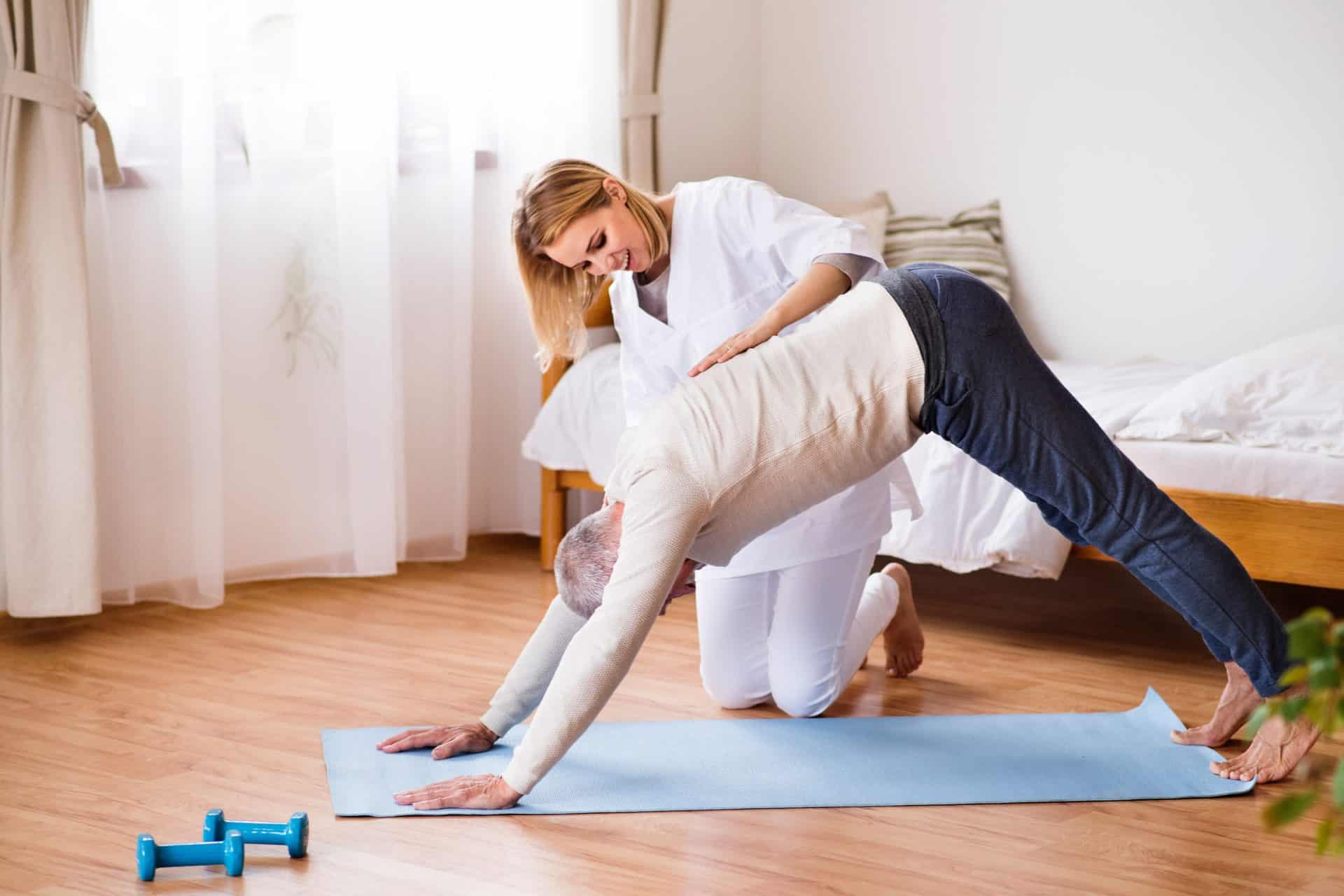 Physiotherapist in Stockport