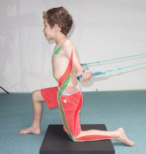 Spiral Stabilisation for Children
