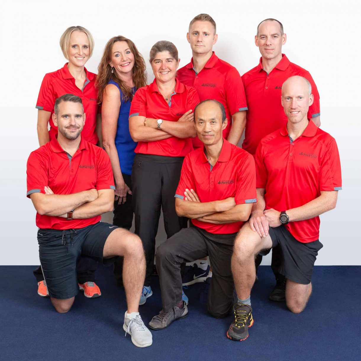 Fountain Square Physio Team