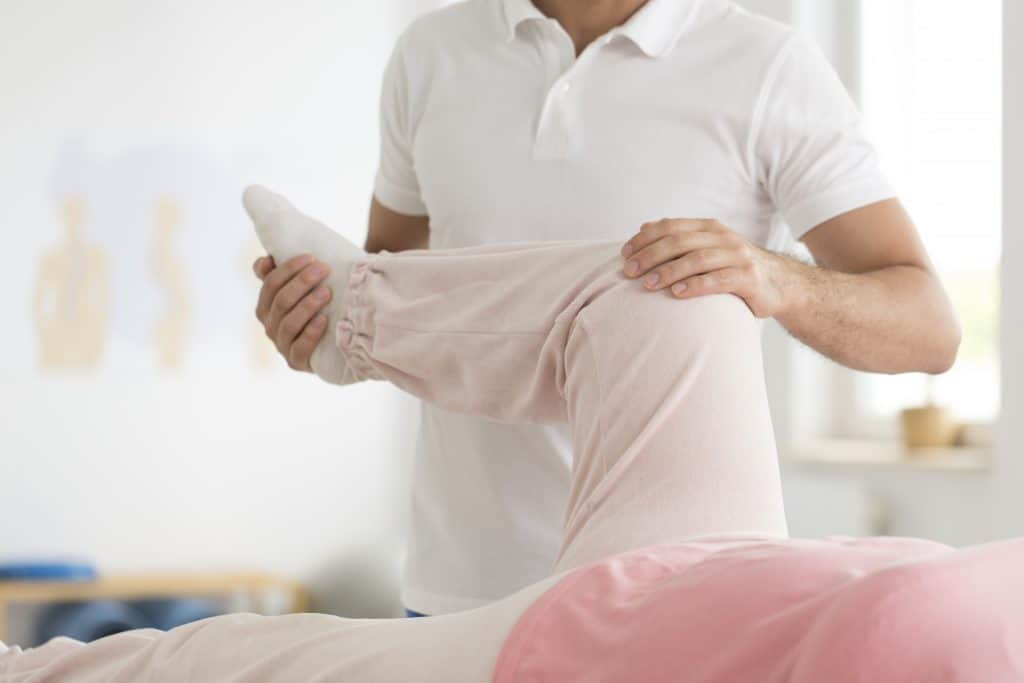 Easing Pain in the knee