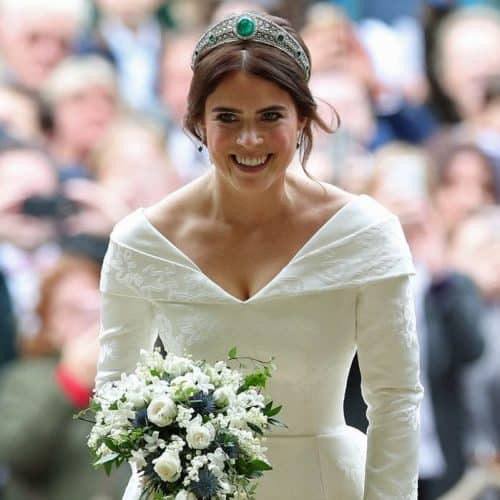 Princess Eugenie suffers from scoliosis