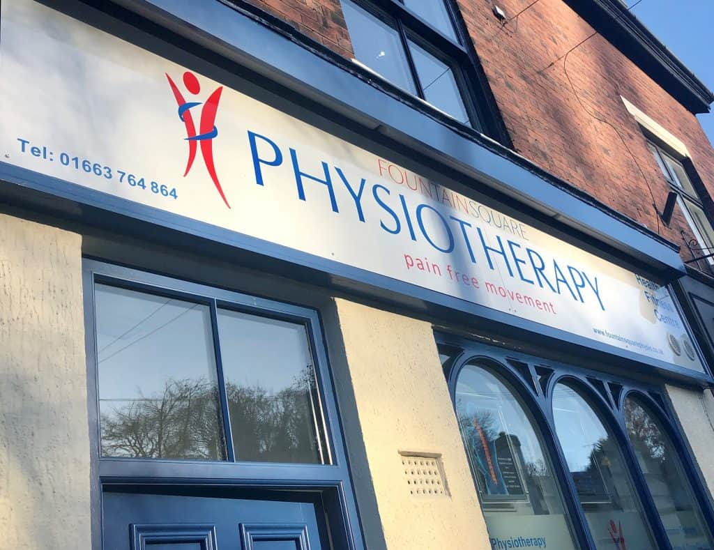 Physiotherapy Stockport