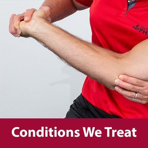 Conditions We Treat